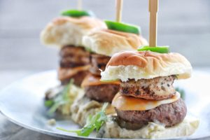 Surf & Turf Sliders