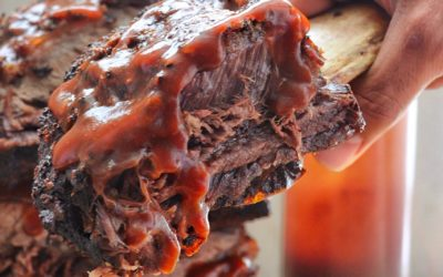 Texas Style Oven Beef Ribs