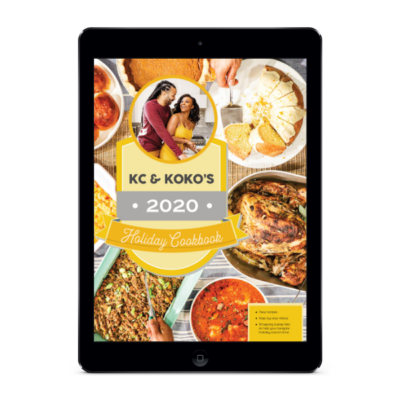 KC & KOKO 2020 HOLIDAY Ebook Cover Mockup