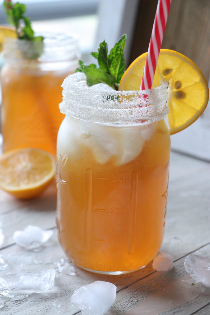Meyer Lemonade Sweet Tea