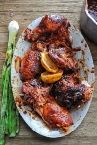 Whole BBQ Chicken